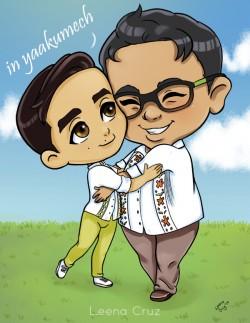 Couple_Boys_Love_Valentine_Outside_Leena_Cruz